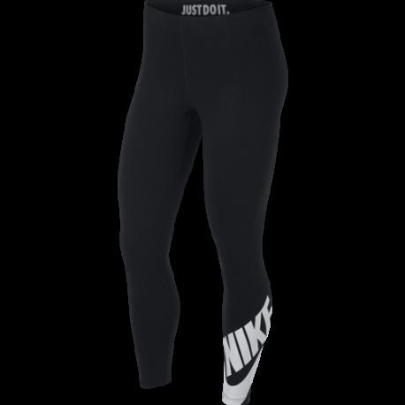 Nike Leggings Futura Nero Donna