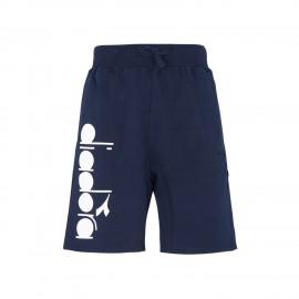 Diadora Pantaloncini 5 Palle Blu Uomo