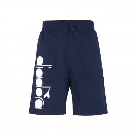 Diadora T-Shirt 5 Palle Blu Uomo