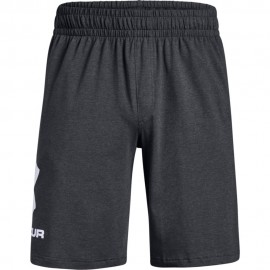 Under Armour Short Sportstyle Cotton Grigio Uomo