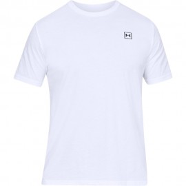 Under Armour T-Shirt Bianco Uomo