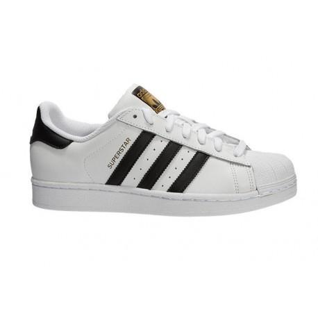 style ADIDAS originals superstar bianco nero uomo c77124 - acquista... 58a7040f662