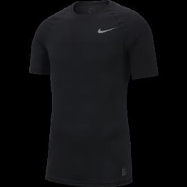 Nike Maglietta Palestra Breathe DriFit Pro Nero Uomo