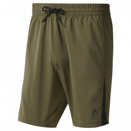 Reebok Pantaloncino Crossfit Speedwick Woven Verde Uomo