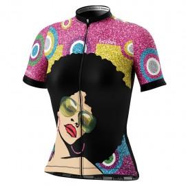 Biciclista Maglia Ciclismo Donna The Woman In Me
