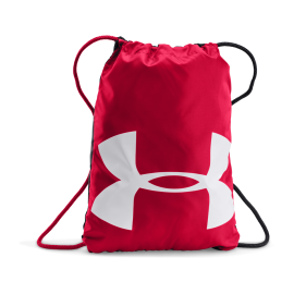 Under Armour Sacca Palestra Ozsee Rosso Nero
