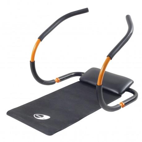 Get Fit Force Roller Pieghevole Per Addominali