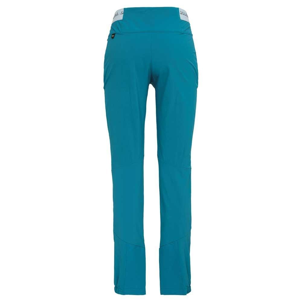 rivenditore di vendita be538 b91bc Trekking Salewa Pantaloni Trekking Agner Azzurro Donna 27142-8731 -...