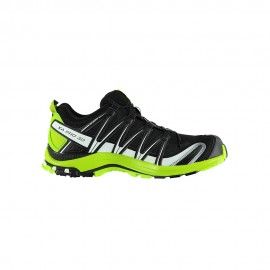 Salomon Scarpe Trail Running Xa Pro 3d Gtx Nero Lime Uomo