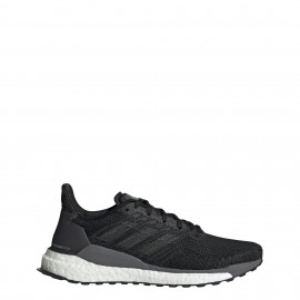 ADIDAS scarpe running solar boost 19 grigio donna