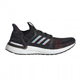 ADIDAS scarpe running ultraboost 19 nero uomo