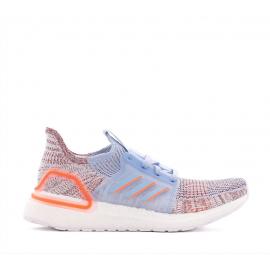 ADIDAS scarpe running ultraboost 19 bianco donna