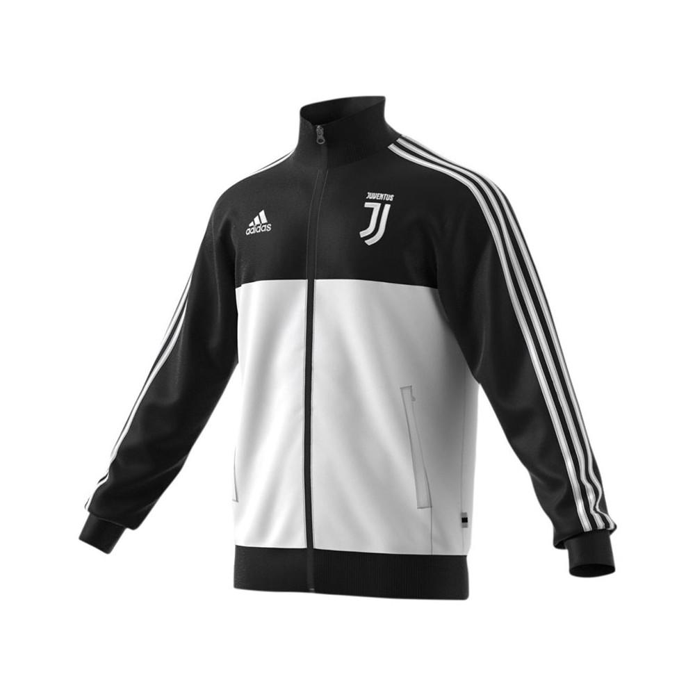 Dettagli su Felpa ADIDAS Juventus Uomo sport training calcio giubbino track top juve DX9204