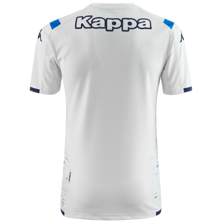 Calcio Kappa Maglia Calcio Brescia Pregara Team Bianco Uomo