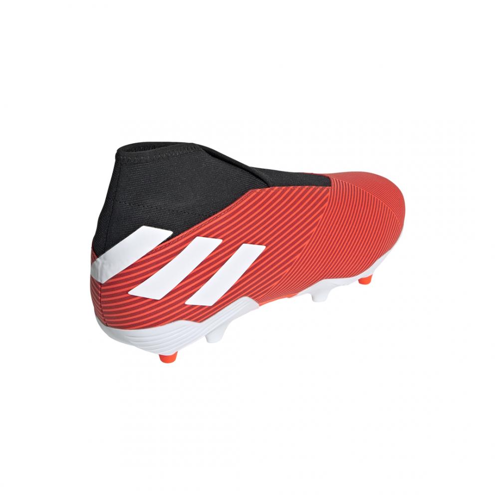 calcio ADIDAS scarpe da calcio nemeziz 19.3 ll fg rosso