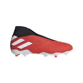 molto carino bene il più economico ADIDAS scarpe da calcio nemeziz 19.3 ll fg rosso bianco uomo ADIDAS scarpe  da calcio nemeziz 19.3 ll fg rosso bianco uomo