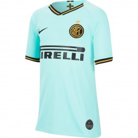 Nike Maglia Calcio Inter Away Tropical Twist Nero Bambino