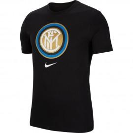 Nike Maglia Calcio Inter Fan Nero Uomo