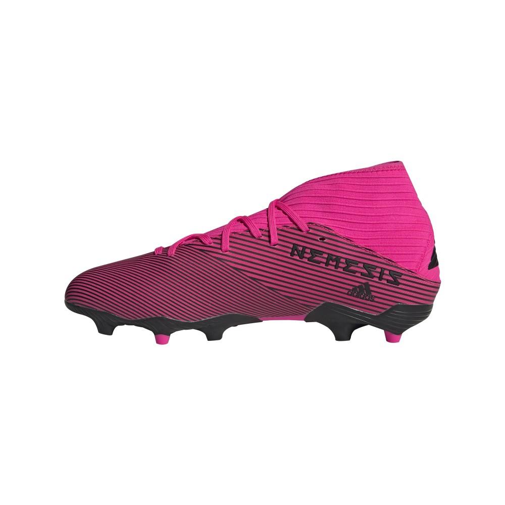 calcio ADIDAS scarpe da calcio nemeziz 19.3 fg rosa nero