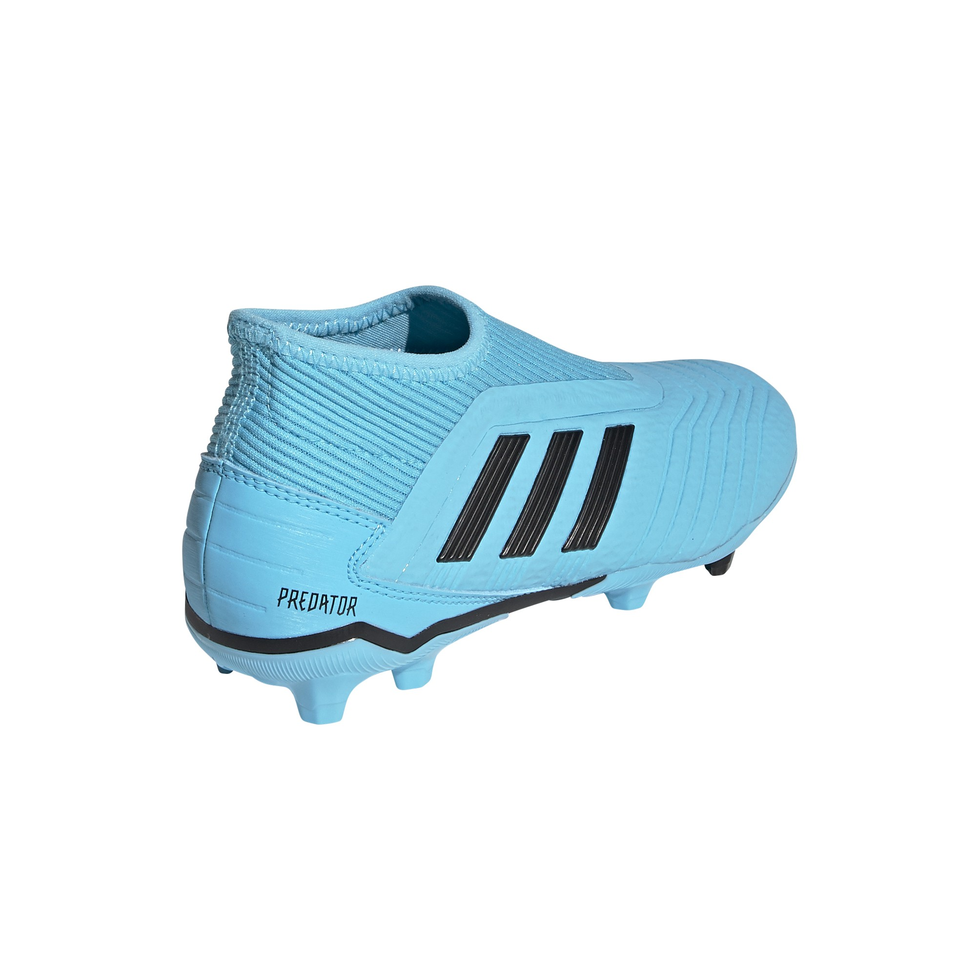 Calcio ADIDAS scarpe da calcio predator 19.3 ll fg azzurro nero bam