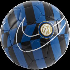 Nike Pallone Calcio Piccolo Inter Skills Blu Nero Uomo