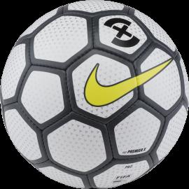 Nike Pallone Da Calcio Prmr Rimbalzo Controllato Bianco Yellow Uomo
