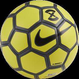 Nike Pallone Da Calcio Meror Rimbalzo Controllato Giallo Nero Uomo
