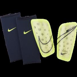Nike Parastinchi Calcio Mercurial Lite Grd Volt Obsidian Uomo
