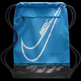 Nike Sacca Calcio Mercurial Blu Bianco Uomo