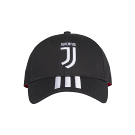 ADIDAS cappellino juve 3s home bianco nero uomo