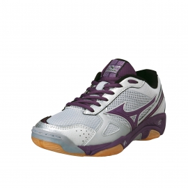 Mizuno Wave Twister 3 Donna Argento/Purple
