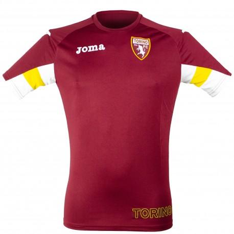 Joma Sport Maglia Calcio Torino Squadra 19/20 Bianco Uomo
