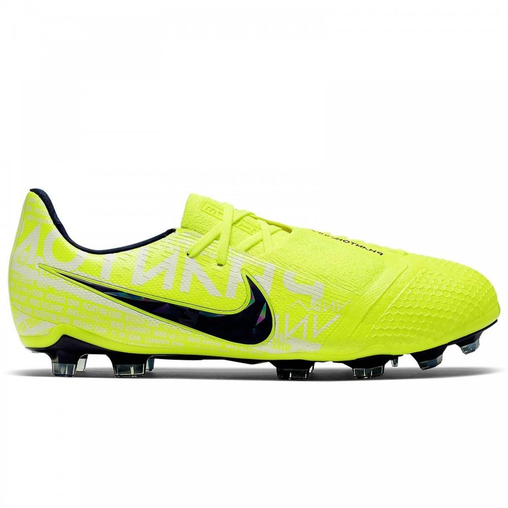 Calcio Nike Scarpe Da Calcio Phantom Venom Elite Fg Giallo