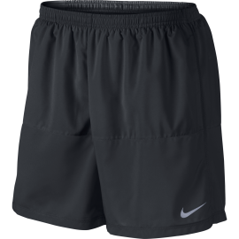 "Nike Short 5"" Distance Nero"