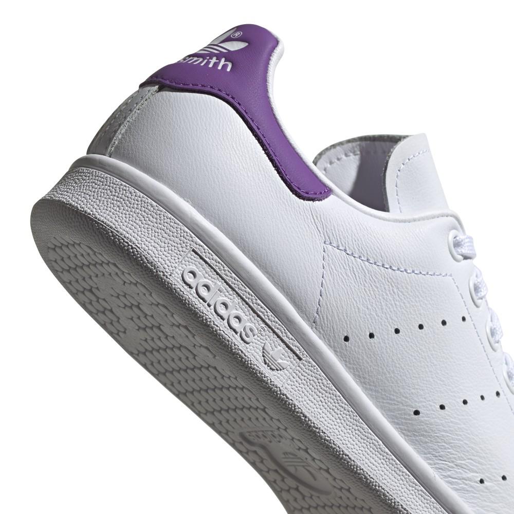 adidas stan smith viola
