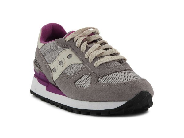 Style Saucony Sneakers Shadow O Grigio Fuxia Donna 1108618 Acqui