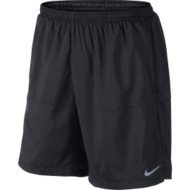 "Nike Short 7"" Run Distance Black"