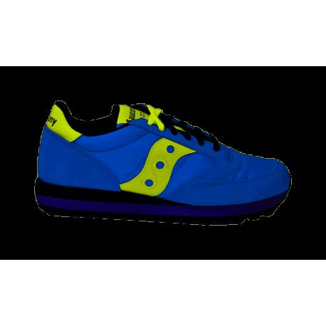 Saucony Sneakers Jazz O Royal Giallo Uomo