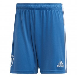 ADIDAS pantaloncini calcio juve 3 unity blu aero blu uomo