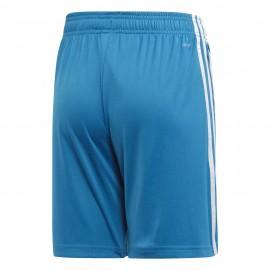 ADIDAS pantaloncini calcio juve 3 unity blu aero blu bambino