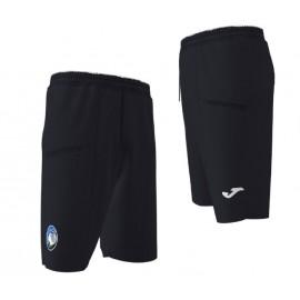 Joma Sport Pantaloncini Calcio Atalanta Free Time Nero Uomo