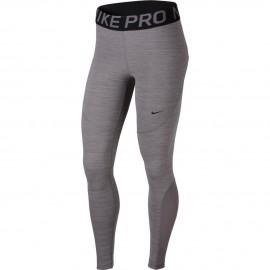 Nike Leggings Sportivi Pro Grigio Donna