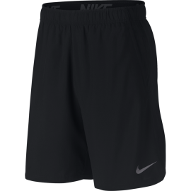 Nike Pantaloncino Palestra 2.0 Wovent Nero Donna