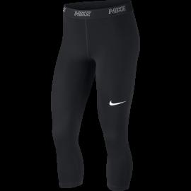 Nike Leggings Sportivi Capri Victory Nero Donna