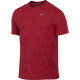 Nike T-Shirt Mm Run Dri-Fit Contour Red/Silver