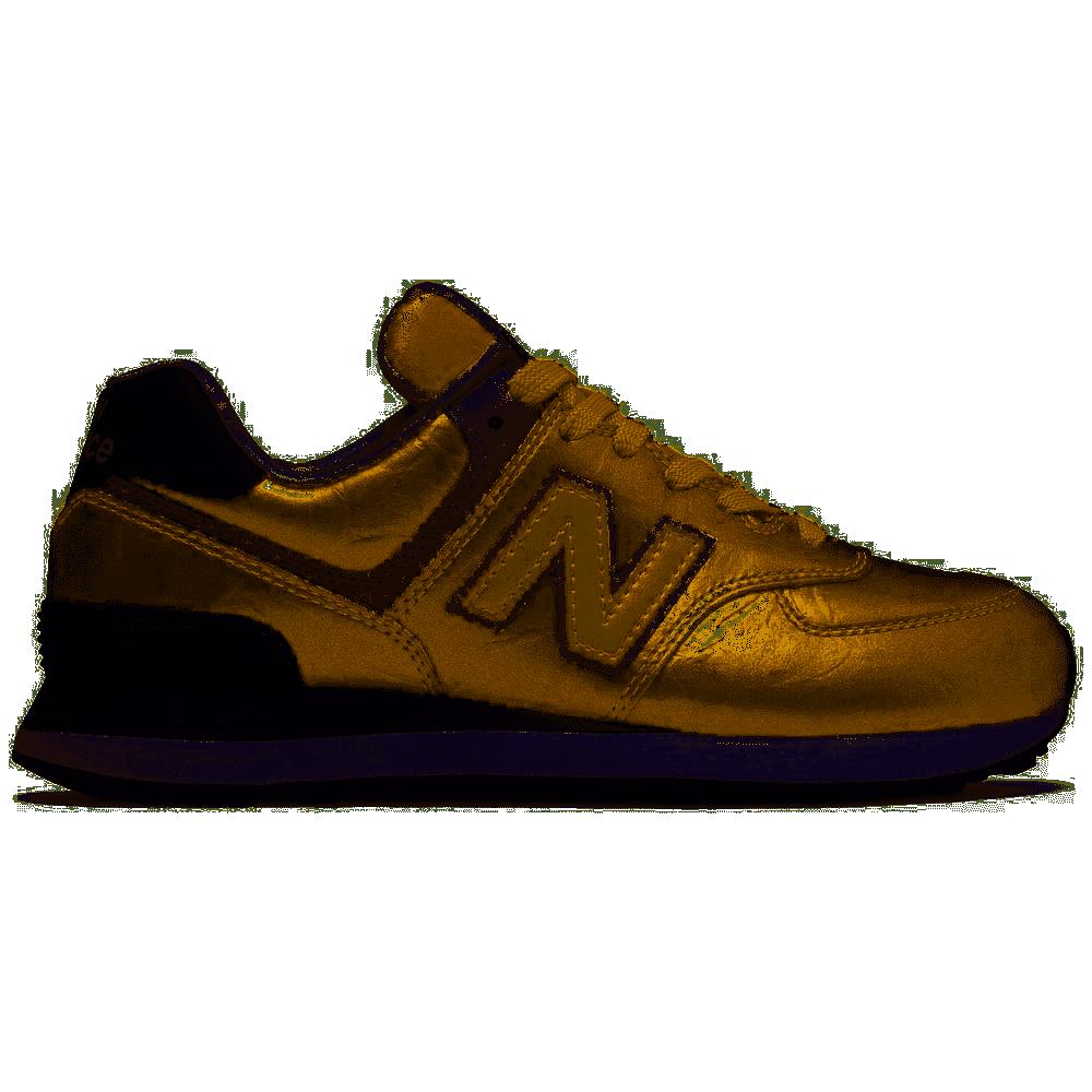 new balance donna oro