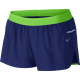 Nike Short Run Race Royal/Silver Donna