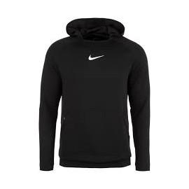 Nike Felpa Palestra Con Cappuccio Nero Uomo