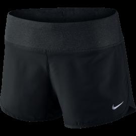 Nike Short Rival 3 Run Nero Donna