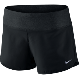 Nike Short Rival 3 Run Nero Donna